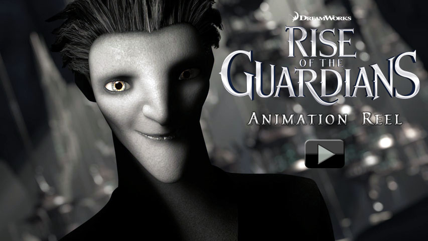 Rise of the Guardians Animation Reel Image